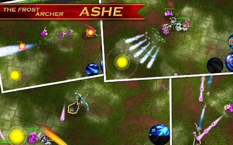 Darkness for League of Legend APK MOD imagen 2