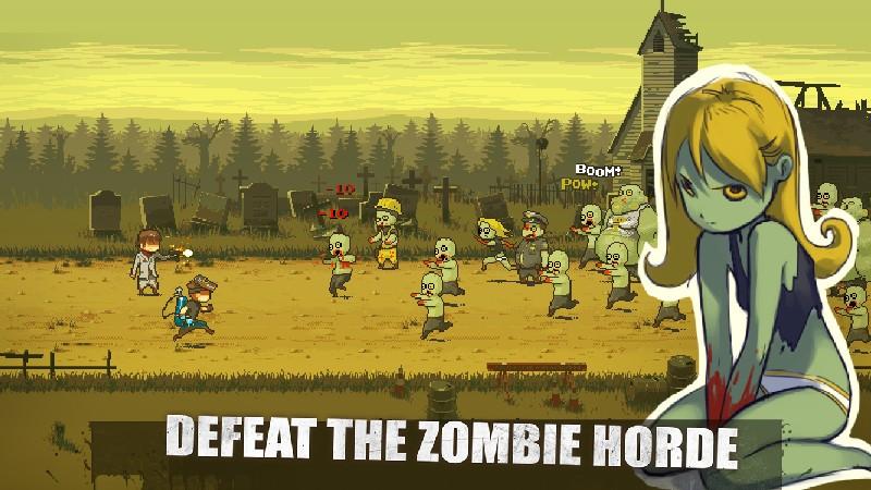 Dead Ahead: Zombie Warfare APK MOD imagen 2