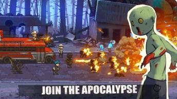 Dead Ahead: Zombie Warfare APK MOD imagen 3