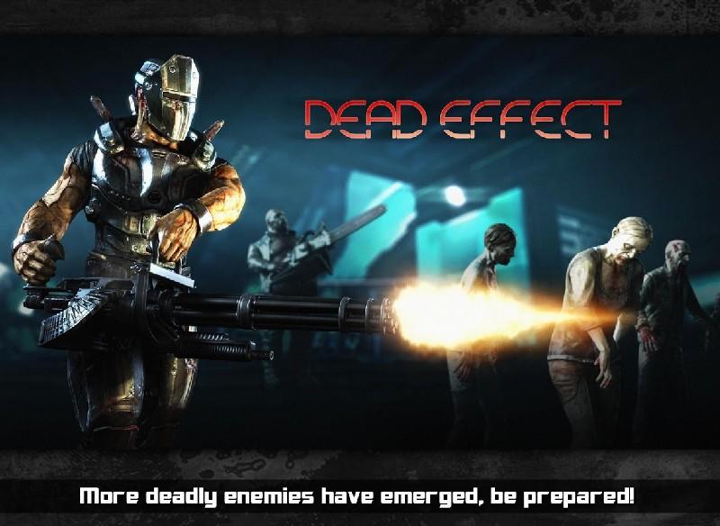 Dead Effect APK MOD imagen 1