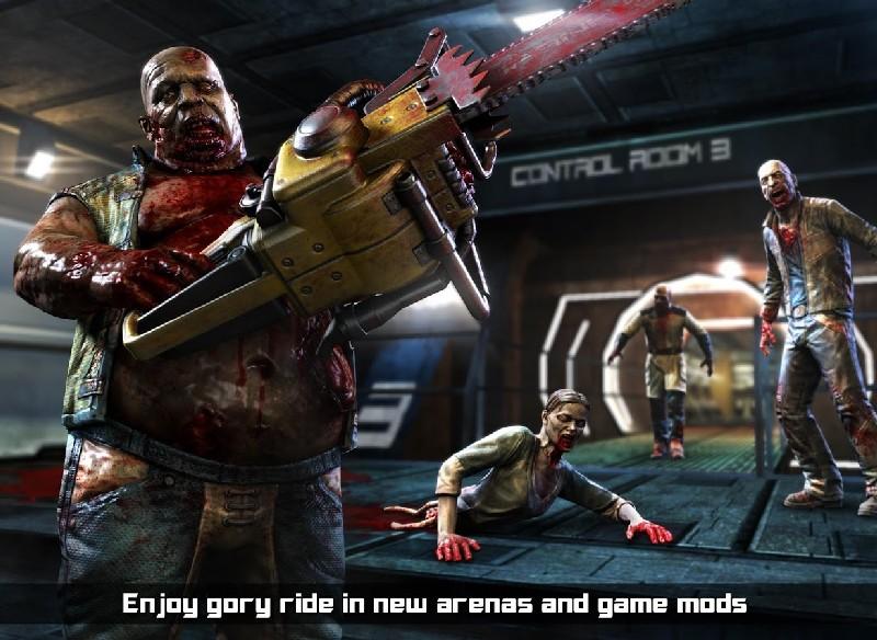 Dead Effect APK MOD imagen 3