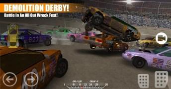 Demolition Derby 2 APK MOD imagen 3