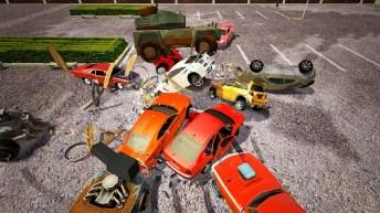 Derby Destruction Simulator APK MOD imagen 4