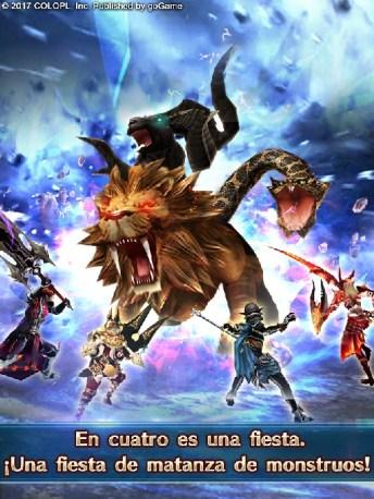 Dragon Project APK MOD imagen 4