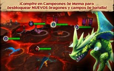 Dragons Rise of Berk APK MOD imagen 2