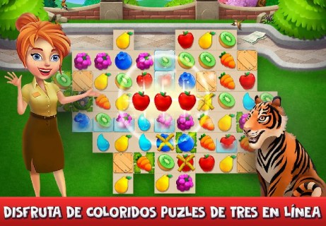 Family Zoo The Story APK MOD imagen 1