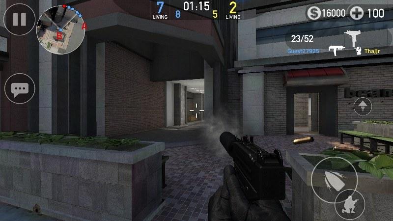 Forward Assault APK MOD imagen 2