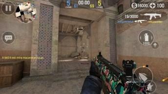 Forward Assault APK MOD imagen 4