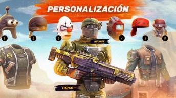 Guns of Boom - Online Shooter APK MOD imagen 4
