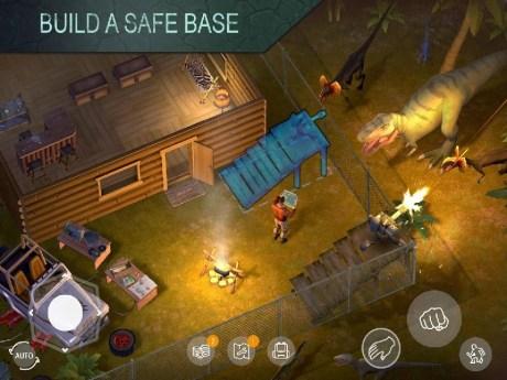 Jurassic Survival APK MOD imagen 1
