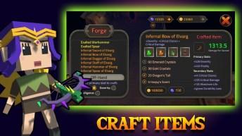 King of Raids Magic Dungeons APK MOD imagen 4