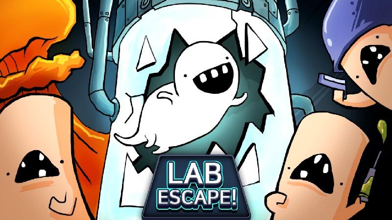 LAB Escape! APK MOD imagen 1