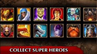 Legendary Heroes MOBA APK MOD imagen 2