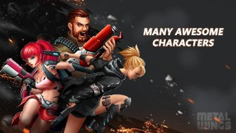 Metal Wings Elite Force APK MOD imagen 4