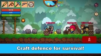 Pixel Survival Game 2 APK MOD imagen 1