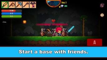 Pixel Survival Game 2 APK MOD imagen 3