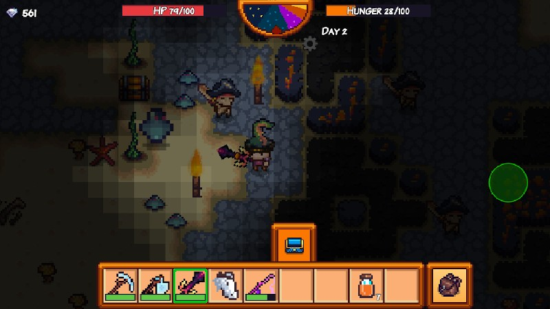 Pixel Survival Game 3 APK MOD imagen 1