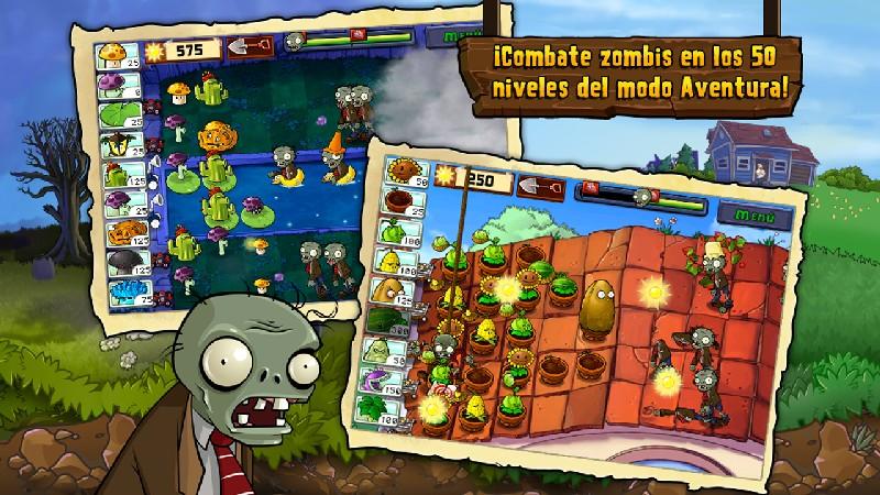 Plants vs. Zombies FREE APK MOD imagen 2