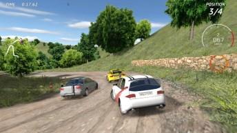 Rally Fury - Extreme Racing APK MOD imagen 4