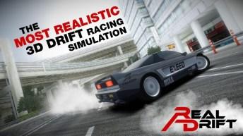 Real Drift Car Racing Lite APK MOD imagen 1