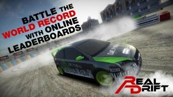 Real Drift Car Racing Lite APK MOD imagen 2