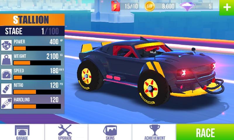 SUP Multiplayer Racing APK MOD imagen 3