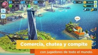 SimCity BuildIt APK MOD imagen 3
