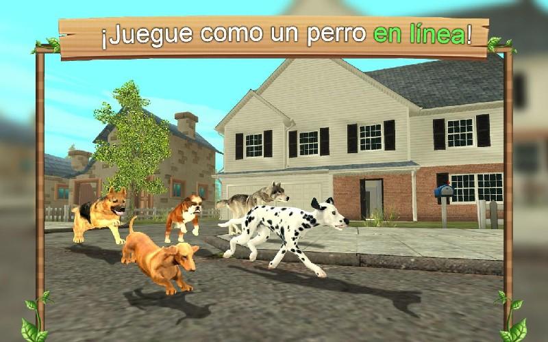 Simulador de Perro Online APK MOD imagen 1