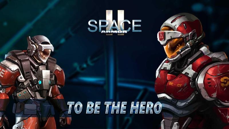 Space Armor 2 APK MOD imagen 1