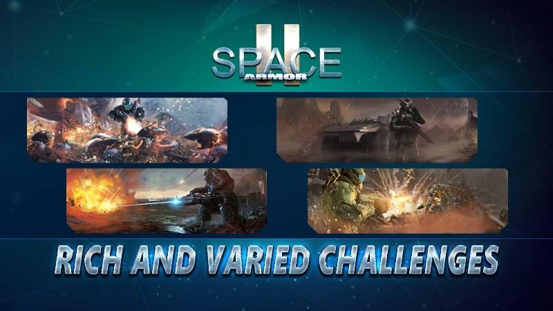 Space Armor 2 APK MOD imagen 5