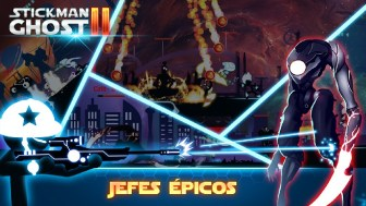 Stickman Ghost 2 Galaxy Wars APK MOD imagen 2