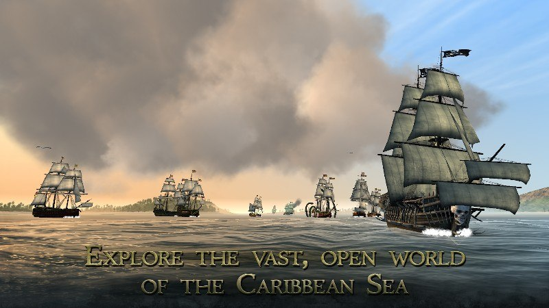 The Pirate Plague of the Dead APK MOD imagen 1