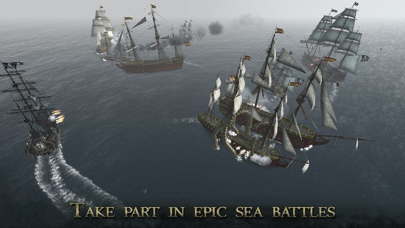 The Pirate Plague of the Dead APK MOD imagen 2