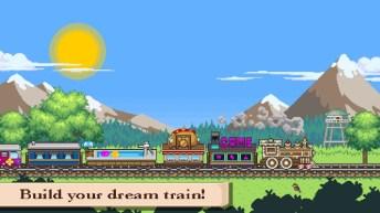 Tiny Rails APK MOD imagen 2