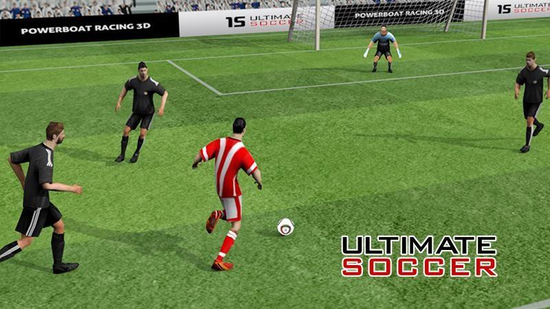 Ultimate Soccer - Football APK MOD imagen 4