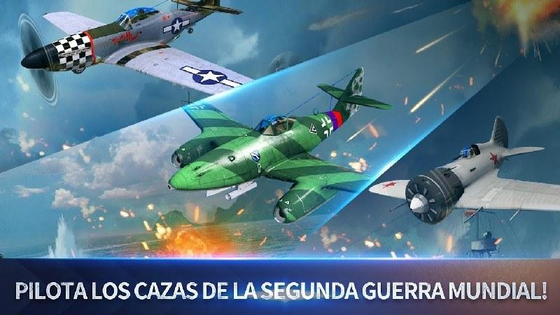 War Wings APK MOD imagen 2