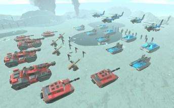 Army Battle Simulator APK MOD imagen 4