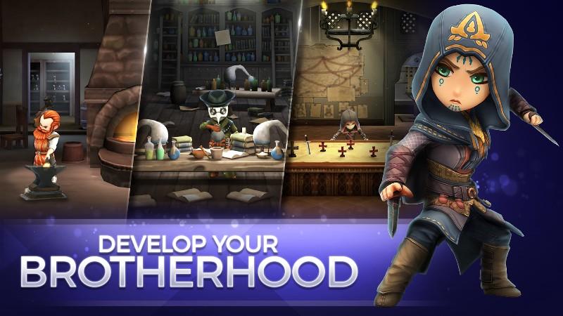 Assassin's Creed Rebellion APK MOD imagen 2
