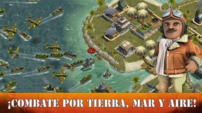 Battle Islands APK MOD imagen 5
