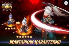 Battle of Heroes APK MOD imagen 2