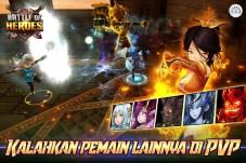 Battle of Heroes APK MOD imagen 3