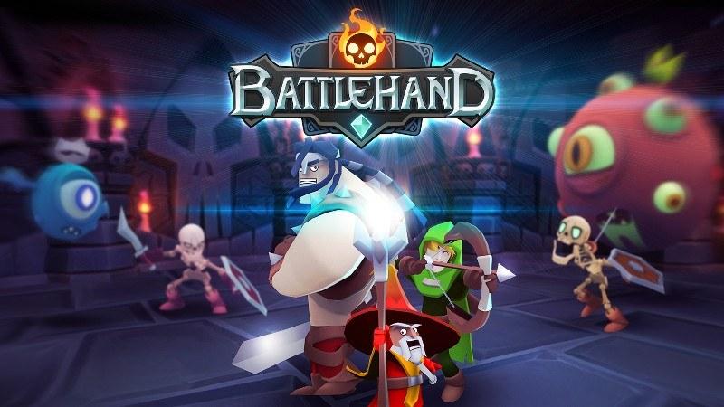 BattleHand APK MOD imagen 1