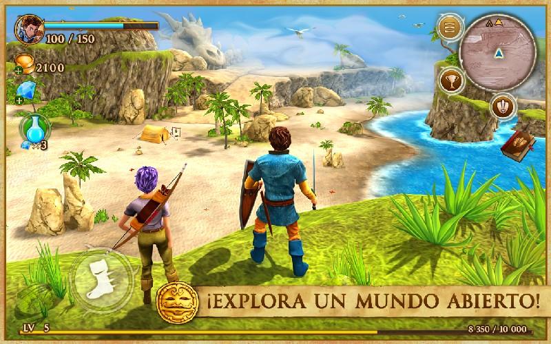 Beast Quest APK MOD imagen 3