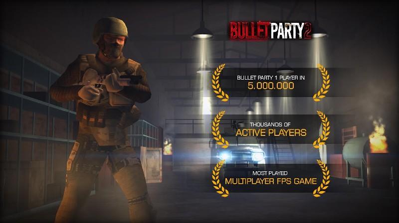 Bullet Party 2 APK MOD imagen 5