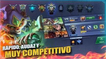 Champions Destiny APK MOD imagen 4