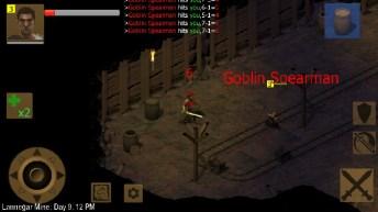 Exiled Kingdoms RPG APK MOD imagen 2