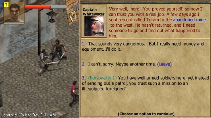Exiled Kingdoms RPG APK MOD imagen 5
