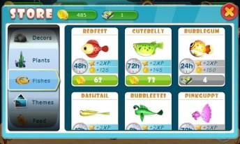 Fish Live APK MOD imagen 4