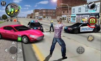Grand Gangsters 3D APK MOD imagen 1