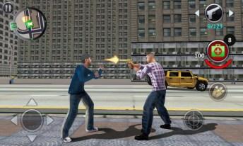 Grand Gangsters 3D APK MOD imagen 3